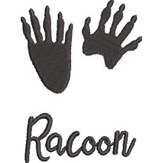 Racoon Paw