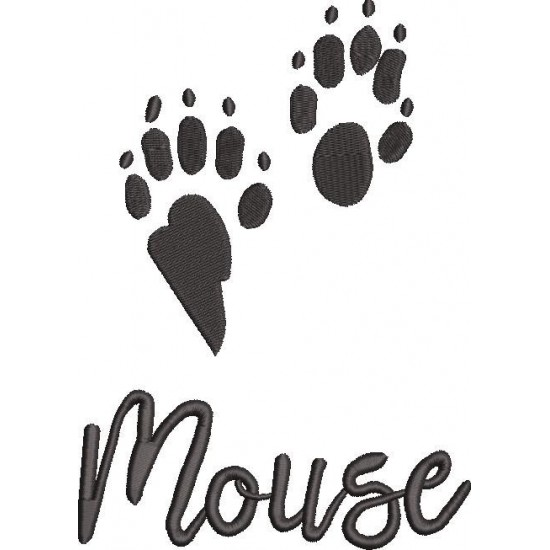 Mouse Paw