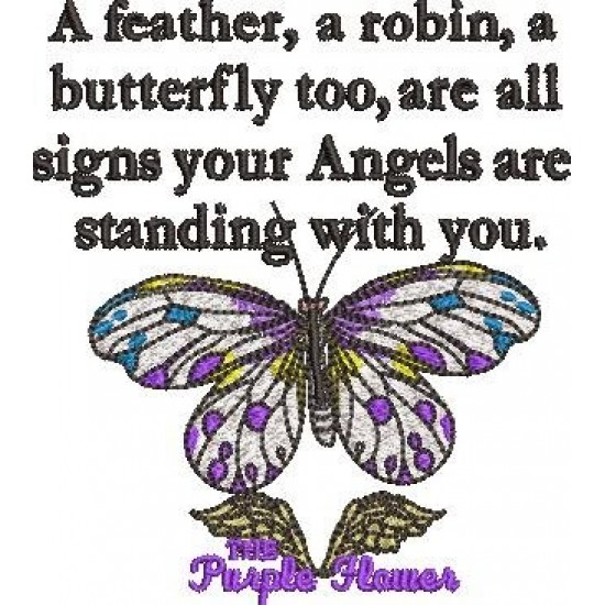 Angel Signs Quote