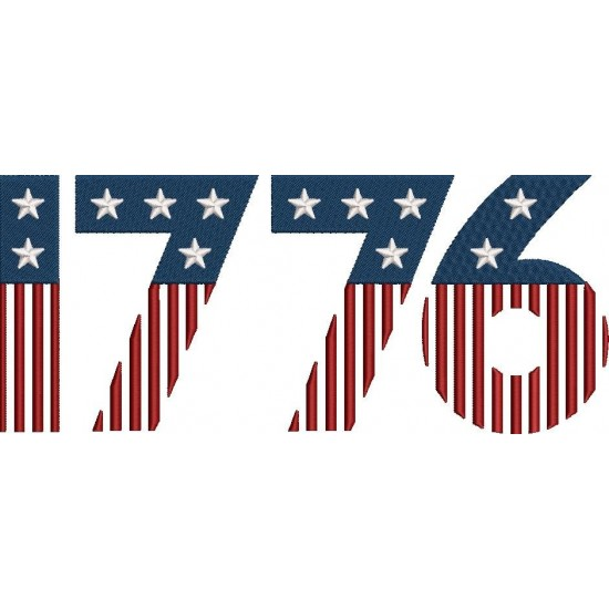 Year Of Independence 1776