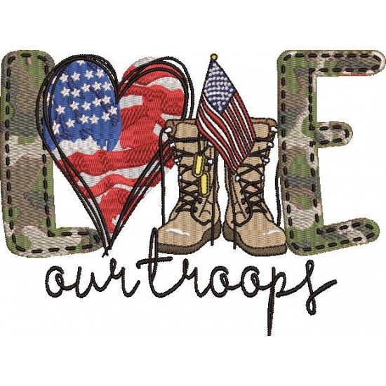 Love Our Troops