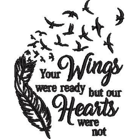 Feather Quote