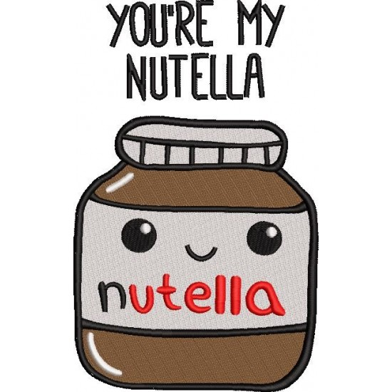 You're My Nutella