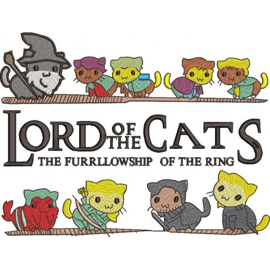 Lord Of Cats