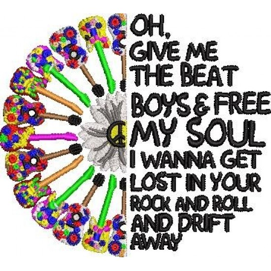 Oh Give Me The Beat And Boys Free My Soul Rock and Roll