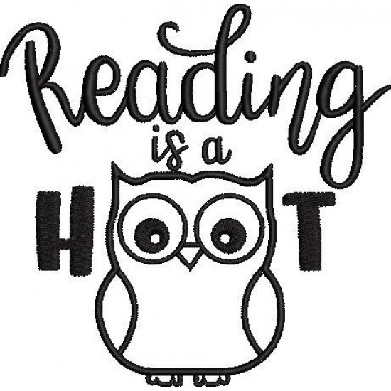 Reading Is A Hoot