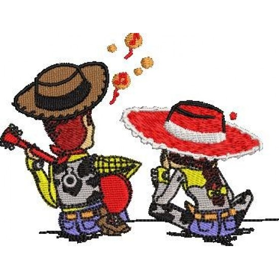 Toy Story Couple