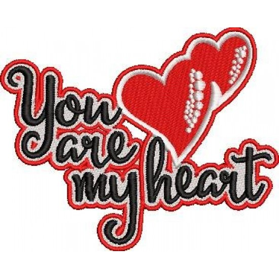 You Are My Heart Quote