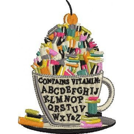 Books Cup