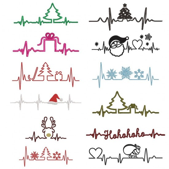 Christmas Heartbeat Collection
