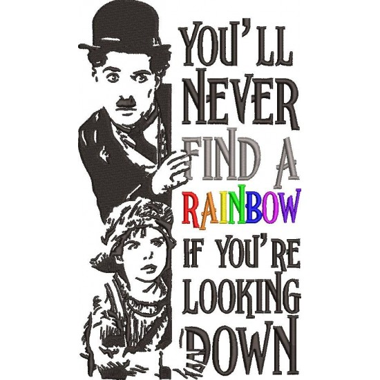 You'll Never Find a Rainbow