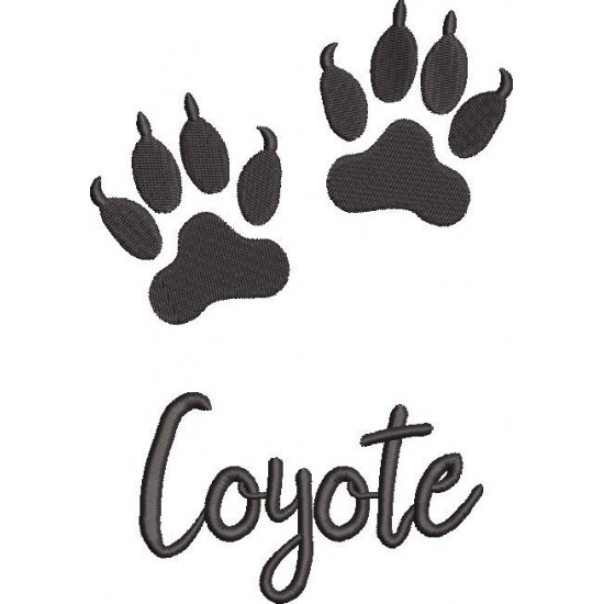 Coyote Paw