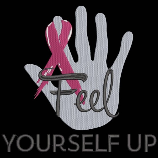 Breast Cancer Feel Yourself Up