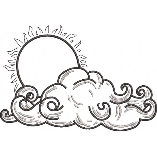 Sun And The Cloud