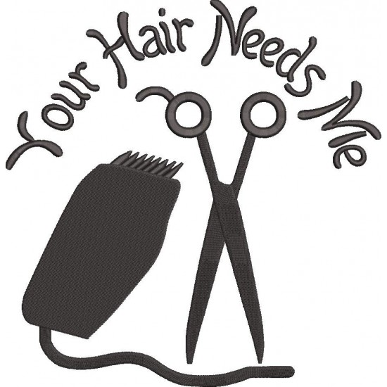 Your Hair Needs Me