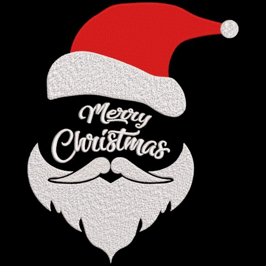 Merry Christmas Vector+Embroidery Formats
