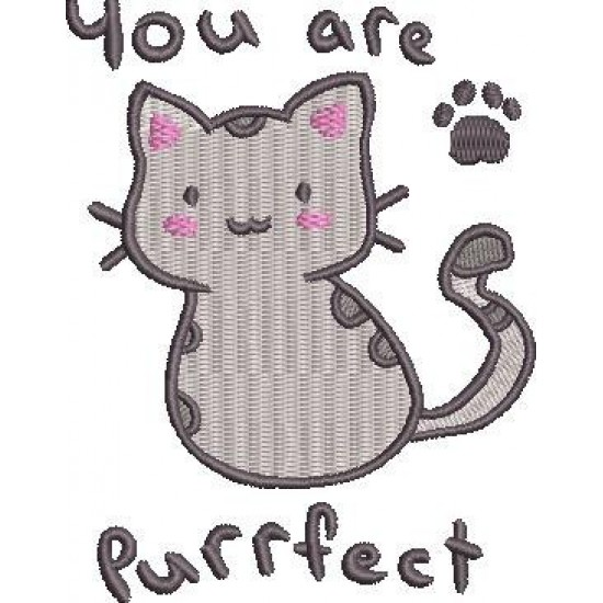 You Are Purrfect