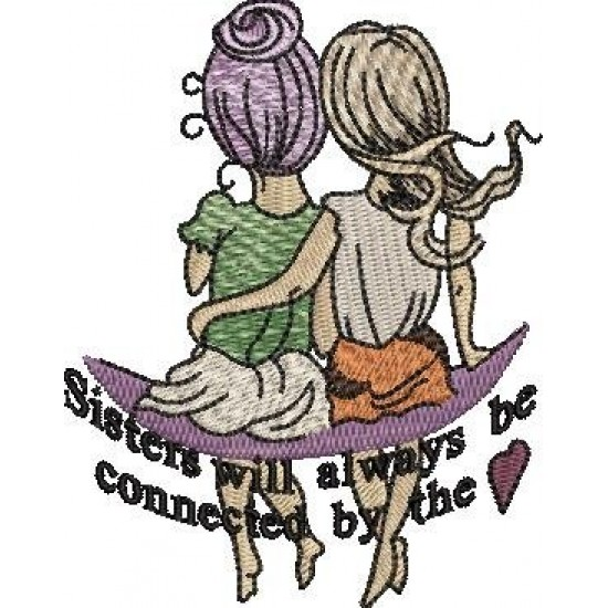Sisters Love Quote