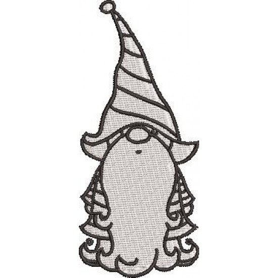 Black And White Gnome Collection