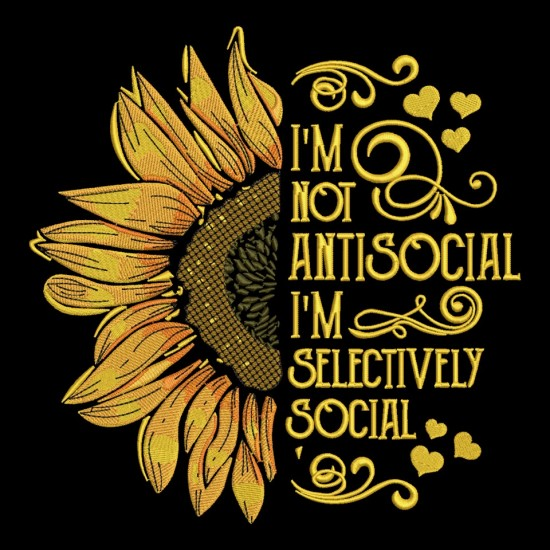 I'M Not Antisocial