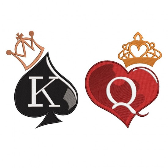 King and Queen Design