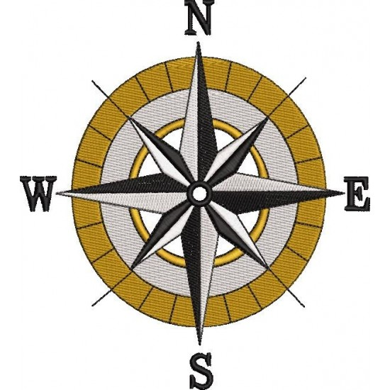 Direction Compass Design