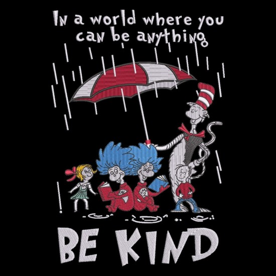 In A World Be Kind