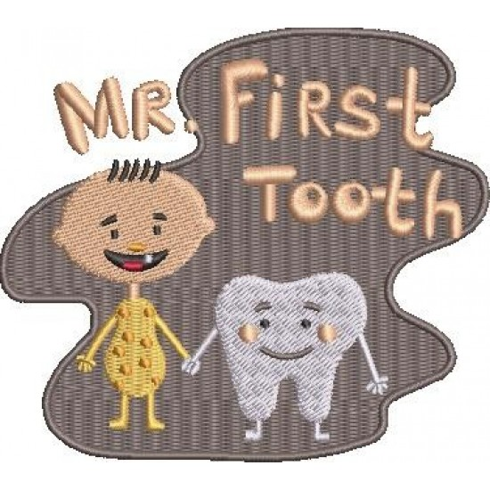 Mr First Tooth
