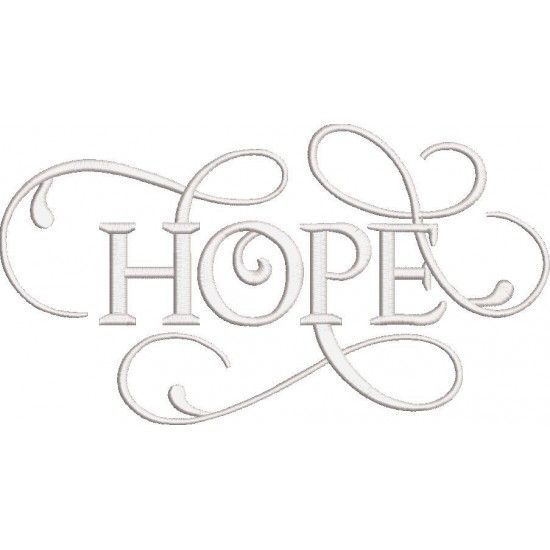 Hope And Faith Design