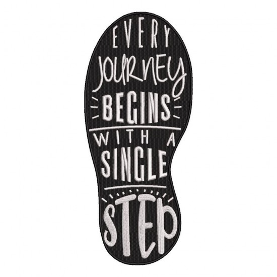 Every Journey Begins With New Step
