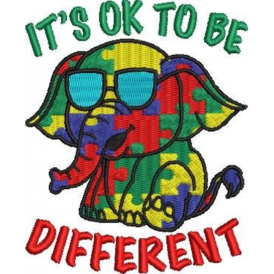 It Is Ok To Be Different