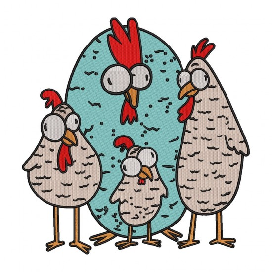 Chicken Characters