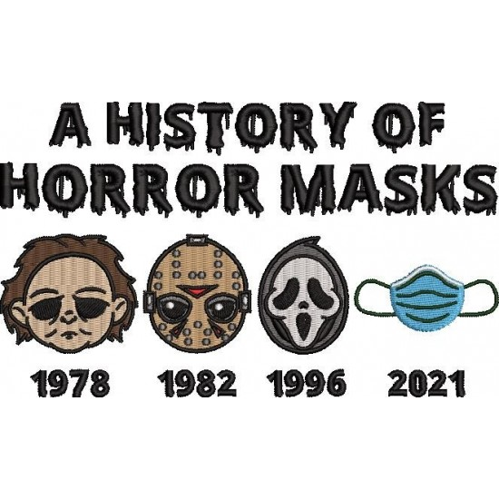 A History Of Horror Mask
