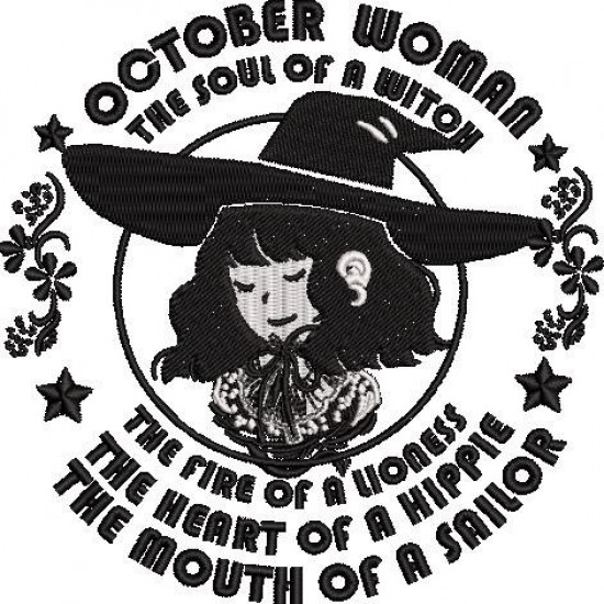 The Soul Of A Witch October