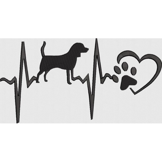 Dog Heart Beat