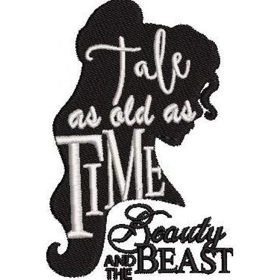 Tale As Old As Time Beauty and the Beast