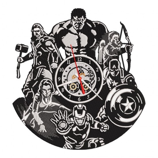 The Avengers Watch