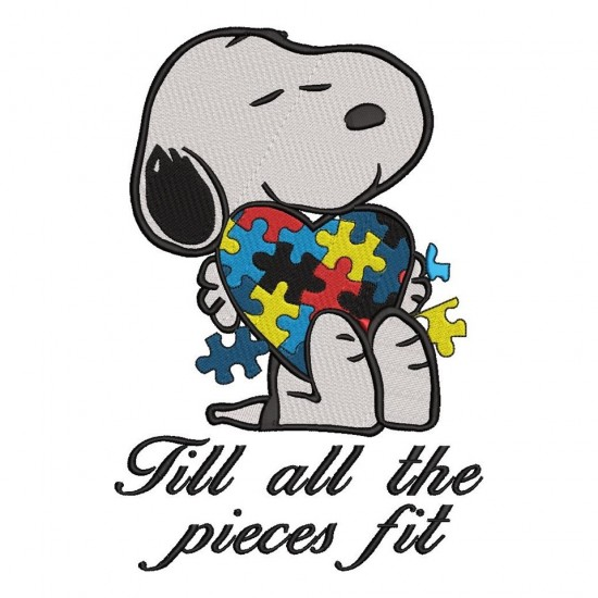 Till All The Pieces Fit
