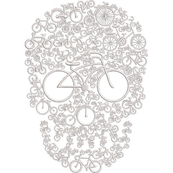 Bicycle_Skull