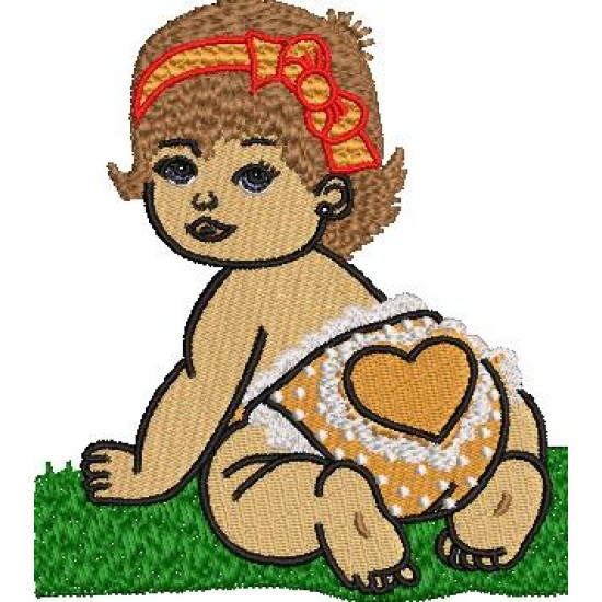 Little Baby Embroidery