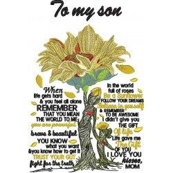 To My Son Poem