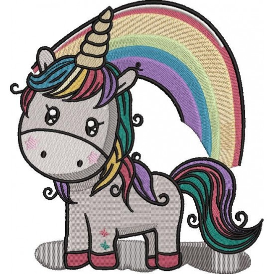 Unicorn Pony Rainbow